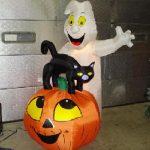 Opblaasbaar spook huren verhuur