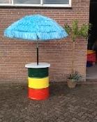 Tropisch decoratie decor verhuur huren huur