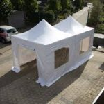 partytentverhuur houten easy up