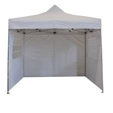 3x3 easy up budget tent