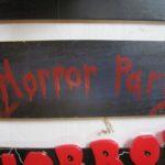 Halloween horror party materialen te huur