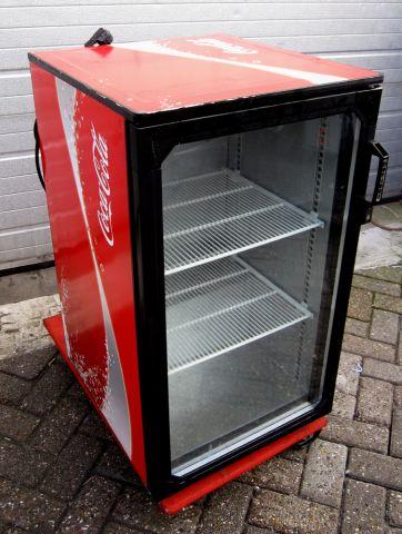 Ongekend Coca Cola Koelkast te huur huren verhuur vianen culemborg utrecht QP-94